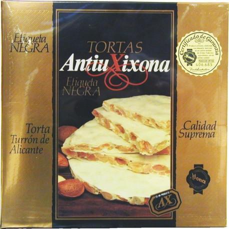 ANTIU XIXONA TORTAS IMPERIAL ETIQUETTE NOIRE
