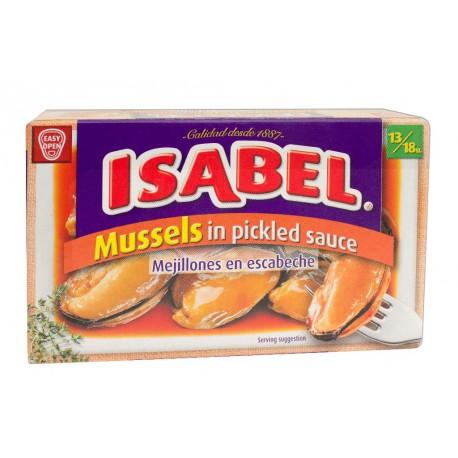 ISABEL MOULES A L'ESCABECHE 115GR