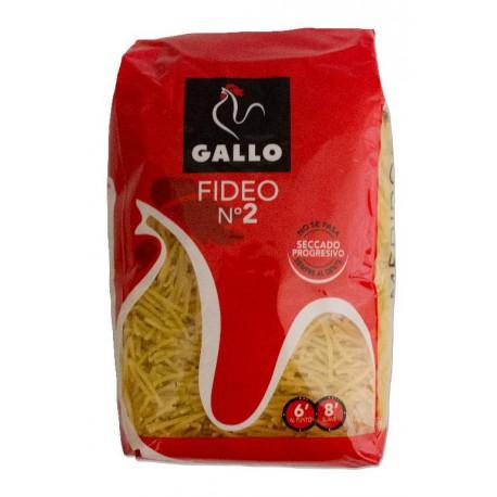 GALLO PATES FIDEO N°2