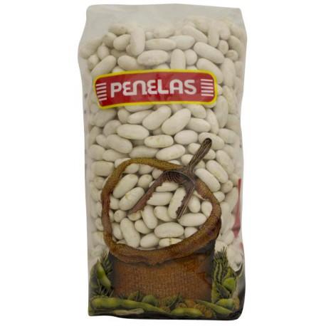 PENELAS HARICOTS BLANCS SECS 500 GRS