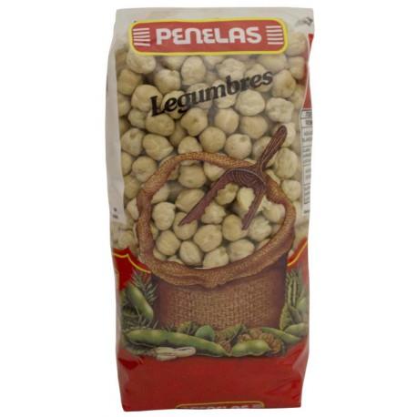 PENELAS POIS CHICHES SECS 500 GRS