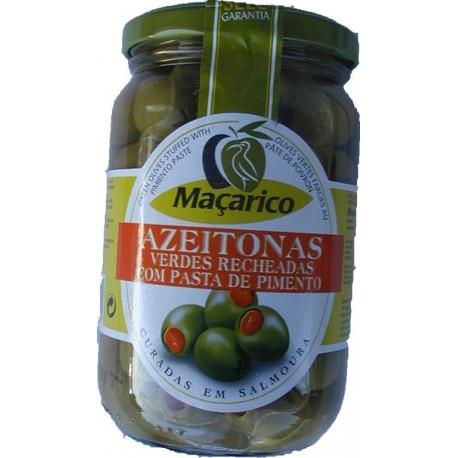 MACARICO Olives vertes poivrons