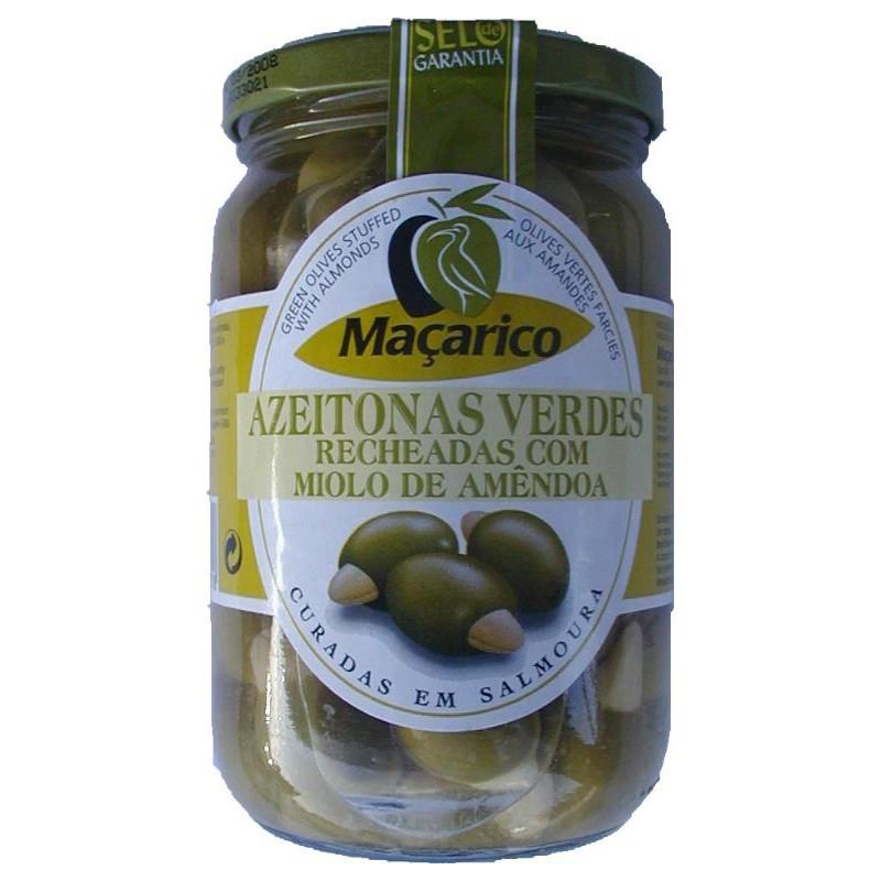 MACARICO OLIVES VERTES AMANDES