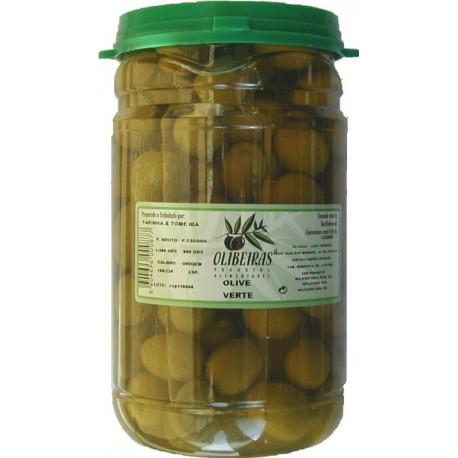 Olives vertes seau LEIRIVAL