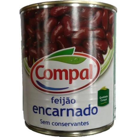 Haricots rouges cuits COMPAL