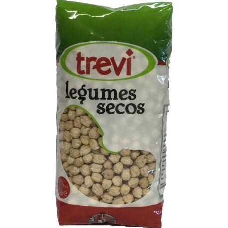 "TREVI POIS CHICHES SECS ""GRAO DE BICO MEDIO"" 1KG"