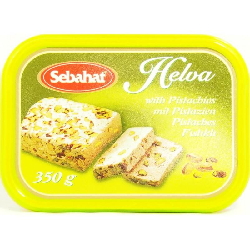 Halva pistache SEBAHAT