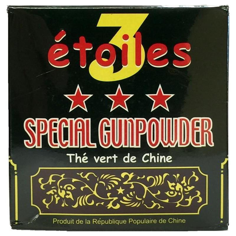 "THE VERT DE CHINE ""SPECIAL GUNPOWDER"" 250 GR"