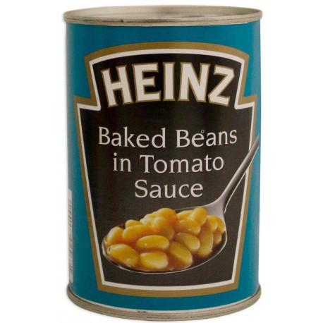 HEINZ Baked beans sauce tomate