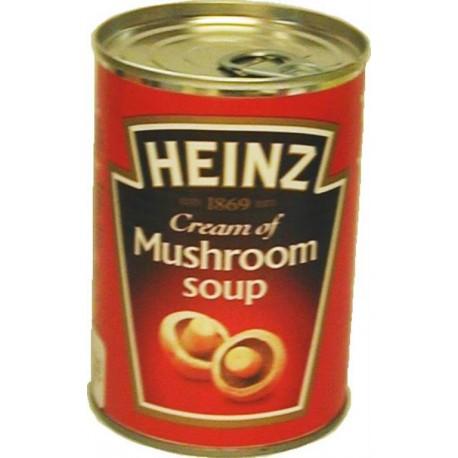 HEINZ Soupe champignons