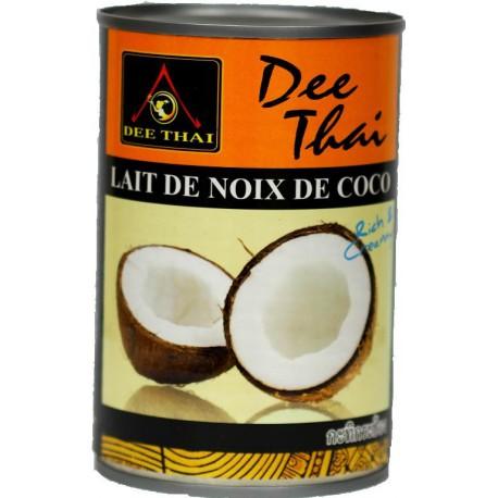 DEE THAI Lait de noix de coco