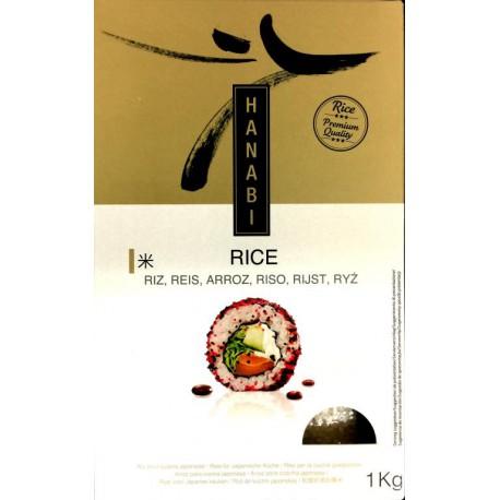 Riz sushi pour cuisine Japonaise HANABI
