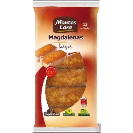 MONTES LARA MADELEINES LARGAS 300 GRS