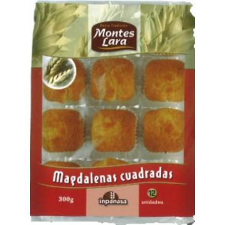 MONTES LARA MADELEINES CARREES 300 GRS