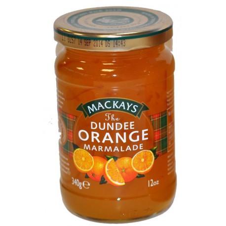 MACKAYS Marmelade d'orange dundee
