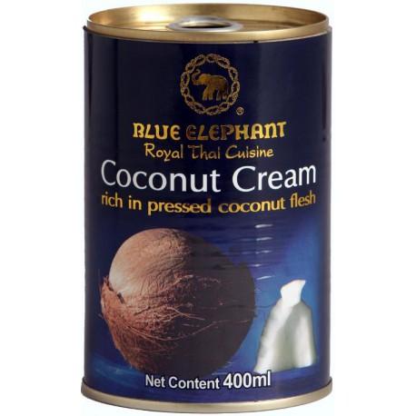 BLUE ELEPHANT COCONUT CREAM 400ML