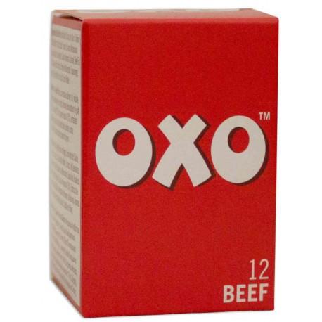 OXO Cubes bouillon boeuf 71G