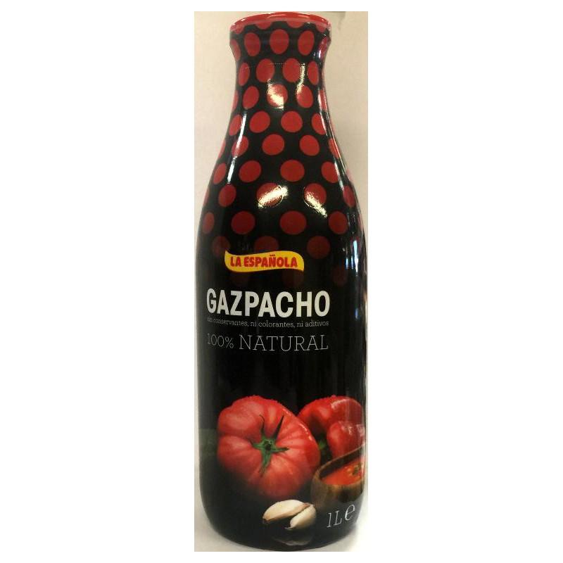 GASPACHO LA ESPANOLA 100% NATUREL 1L