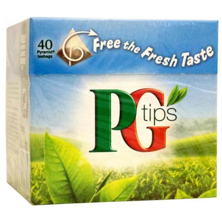 PG TIPS TEA BAG PYRAMID116GRS
