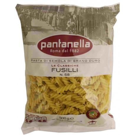 PANTANELLA FUSILLI  N°58  - 500G