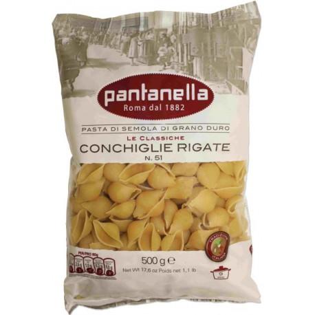 PANTANELLA CONCHIGLIE RIGATE N°51 - 500G
