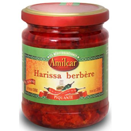 AMILCAR HARISSA BERBERE 190 G