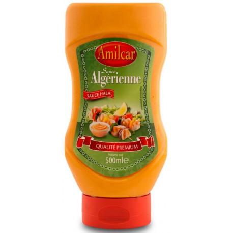 AMILCAR SAUCE ALGERIENNE 500ML