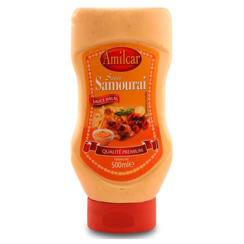 AMILCAR SAUCE SAMOURAI 500ML
