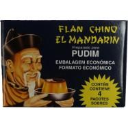 EL MANDARIN PUDDING FLAN