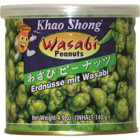 KHAO SONG CACAHUETES AU WASABI 140G
