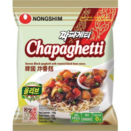 NONG SHIM NOUILLES INSTANT. CHAPAGHETTI 140G