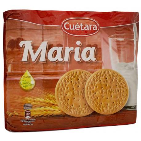 CUETARA GALLETAS MARIA 4X200GRS