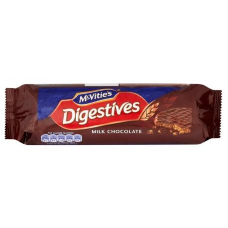 MC VITIES DIGESTIVES MILK CHOCOLATE 266G