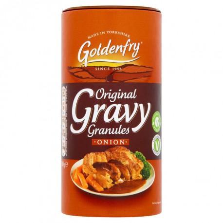 GOLDENFRY GRAVY GRANULES OIGNON 300G