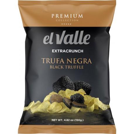 EL VALLE CHIPS SAVEUR TRUFFE NOIRE 150GRS