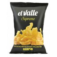 EL VALLE CHIPS SUPREME 140 GRS