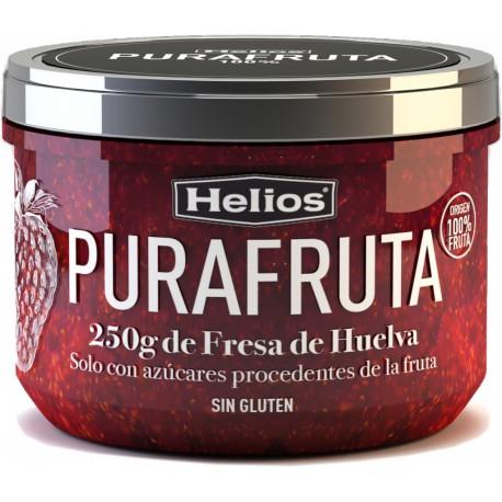 HELIOS CONFITURE 100% FRUIT FRAISE 250 GRS