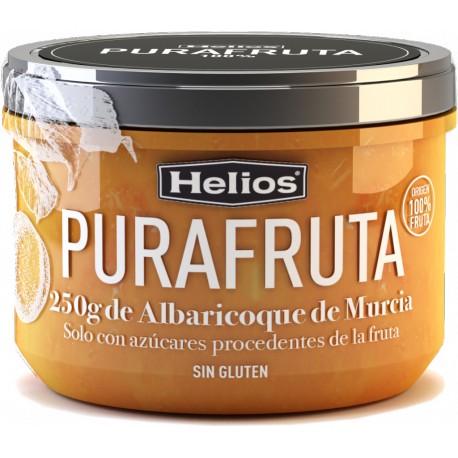 HELIOS CONFITURE 100% FRUIT ABRICOT HELIOS 250 GRS
