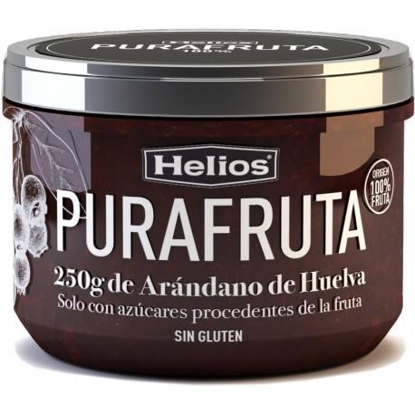 HELIOS CONFITURE 100% FRUIT MYRTILLE 250 GRS