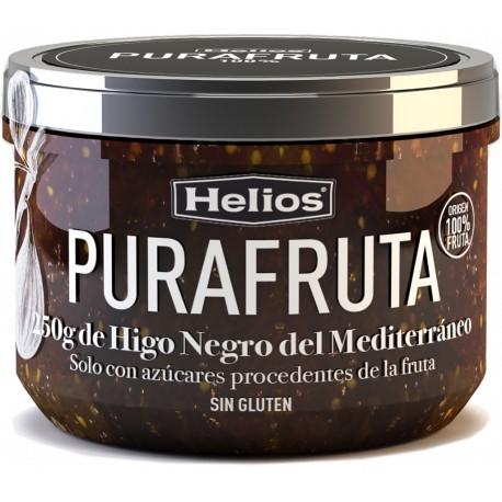 HELIOS CONFITURE 100% FRUIT FIGUE NOIRE 250 GRS